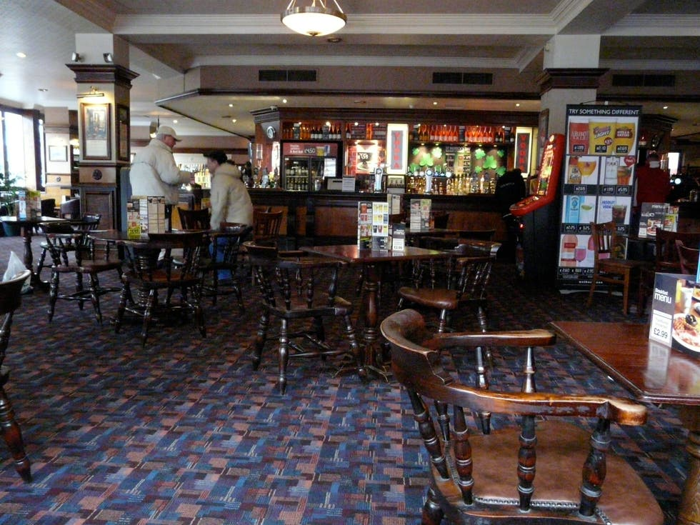 Palazzo a Wetherspoon