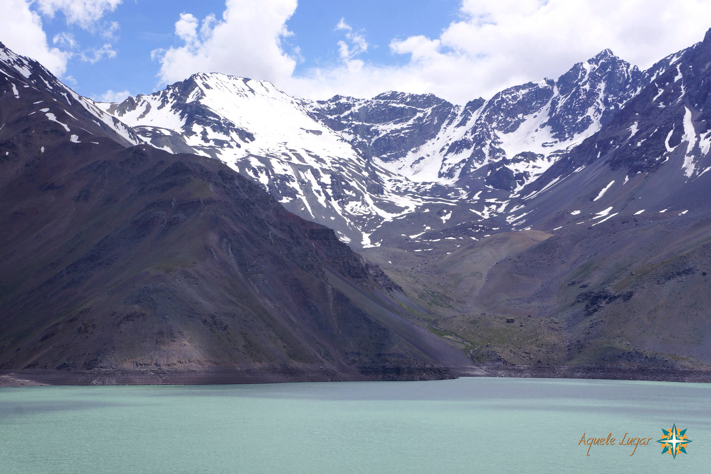 Mountain in Vale do Maipo