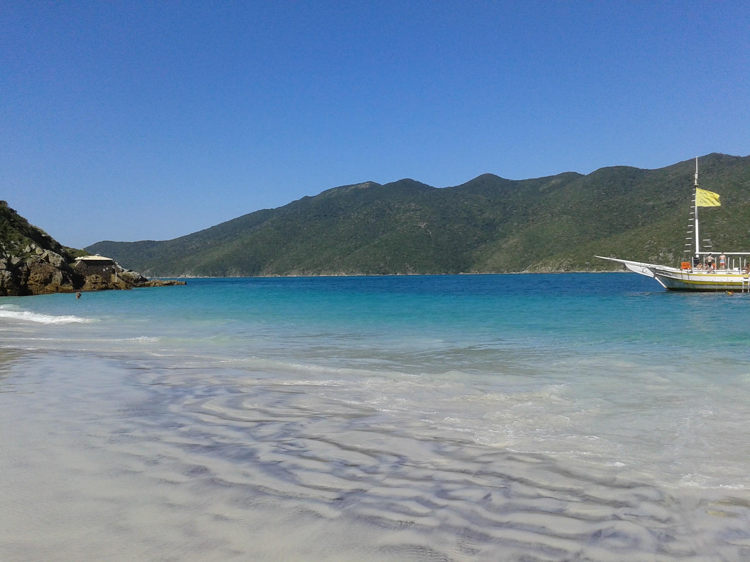 Body Of Water in Cabo Frio