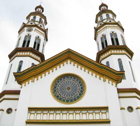 Edificio en Parroquia Nuestra Señora del Rosario