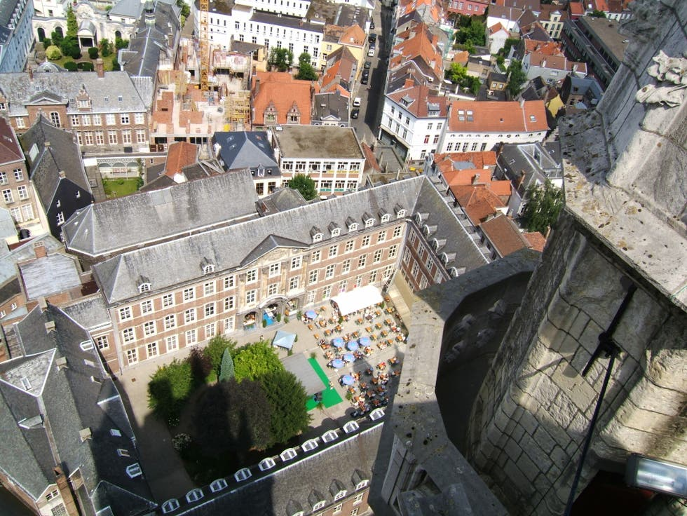 Aerial Photography in Ghent