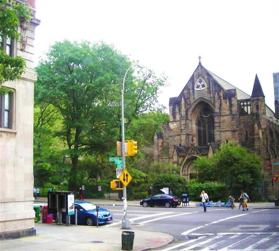 Barrio en Camino al Harlem