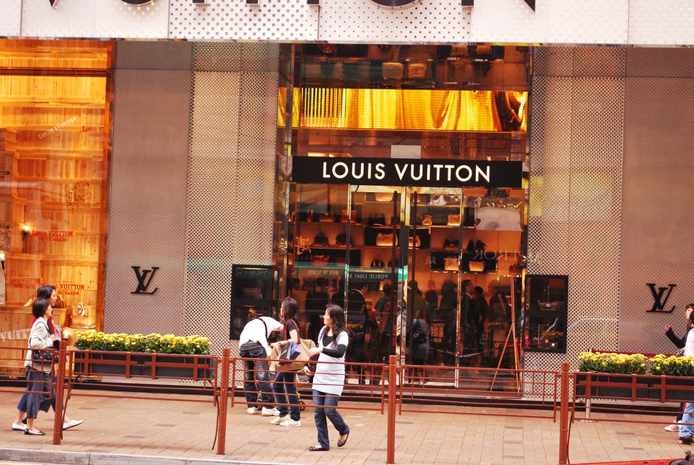 Cortinas en Louis Vuitton - 5 Canton Road