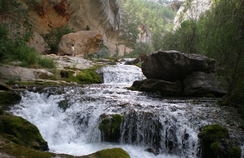 Water in Pitarque