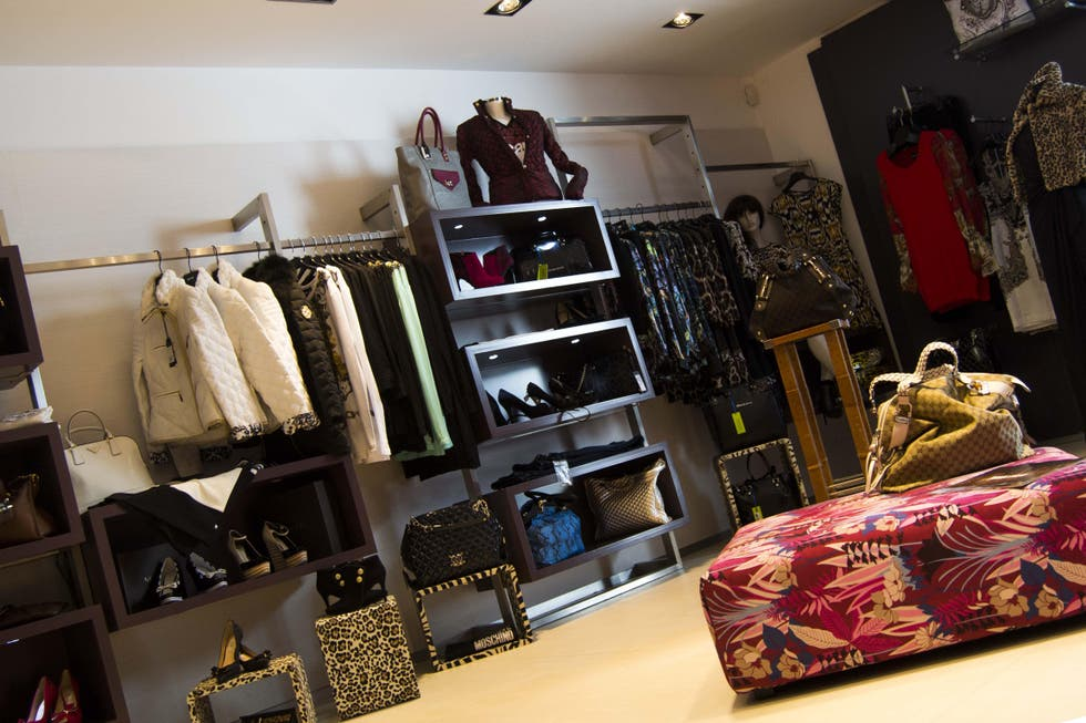 Sala en Boutique Allkauf style and elegance