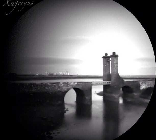 Soldado en Puente de las Bolas y Castillo