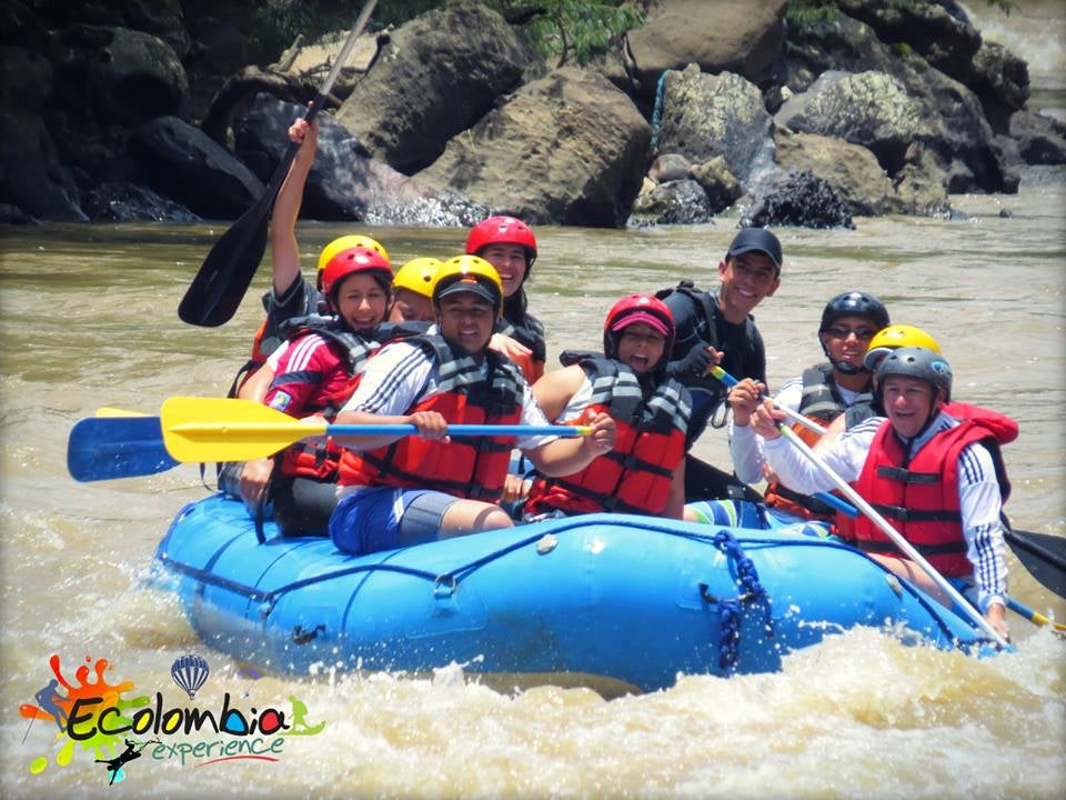 River in Ecolombia experience