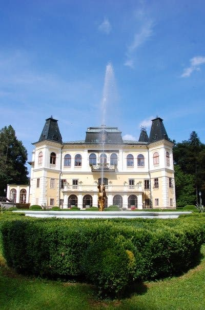 Palace in Kosice
