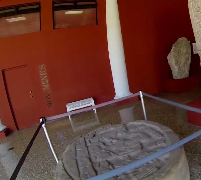 Mueble en Museo Nacional de Arqueología y Etnología
