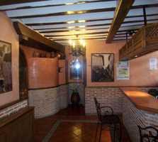 Sala en Restaurante Taberna Seguntina