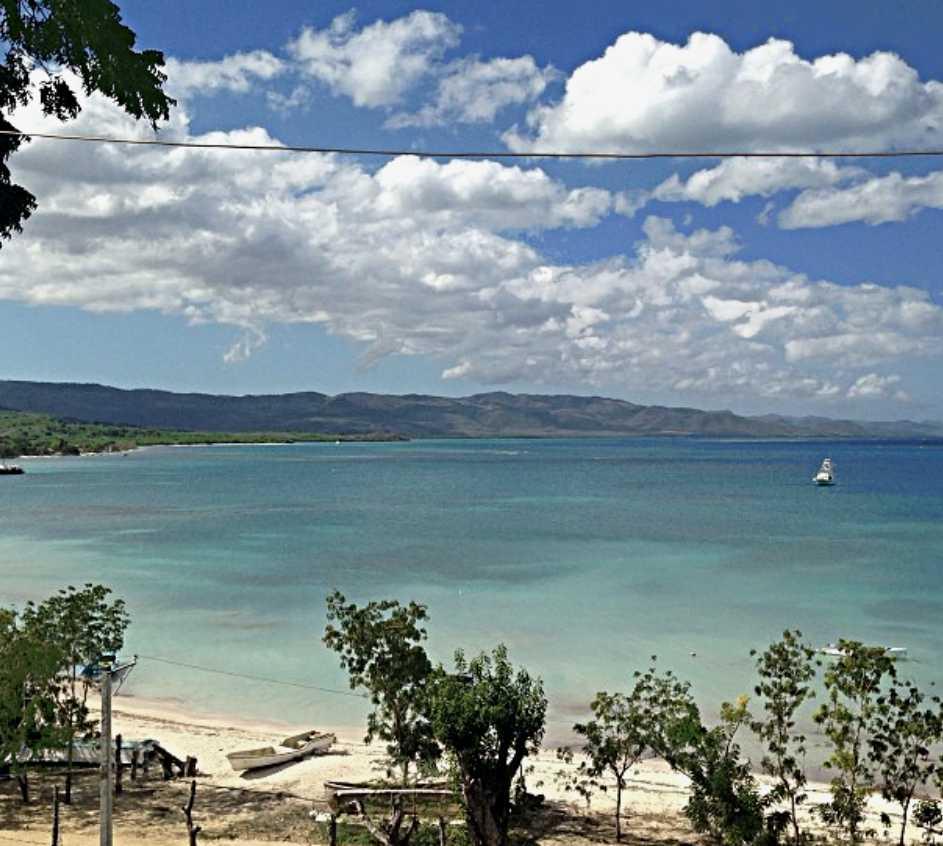 Mar en La Isabela