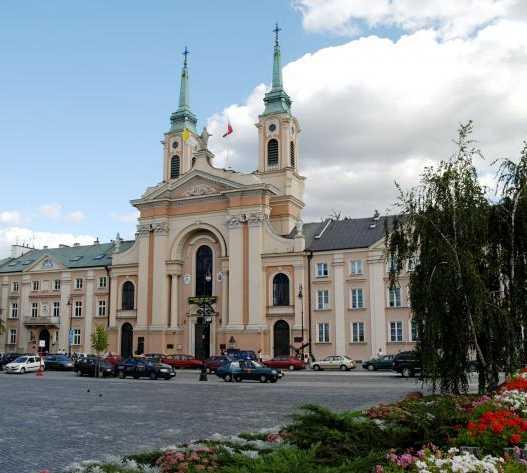 Palacio en Nowe Miasto Lubawskie