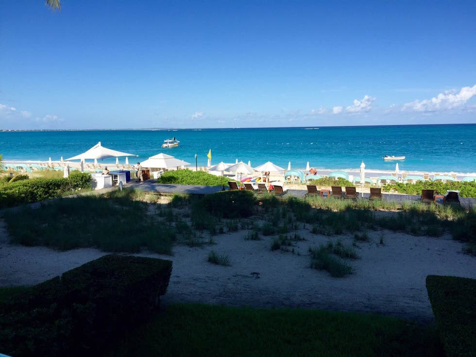 Costa en Hotel The Palms Turks and Caicos