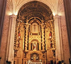 Altar en Villarrobledo