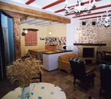Sala en Casa Rural Casa Del Abuelo Amancio