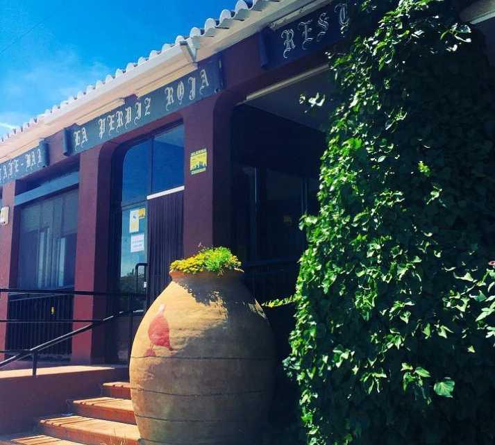 Casa en Restaurante La Perdiz Roja