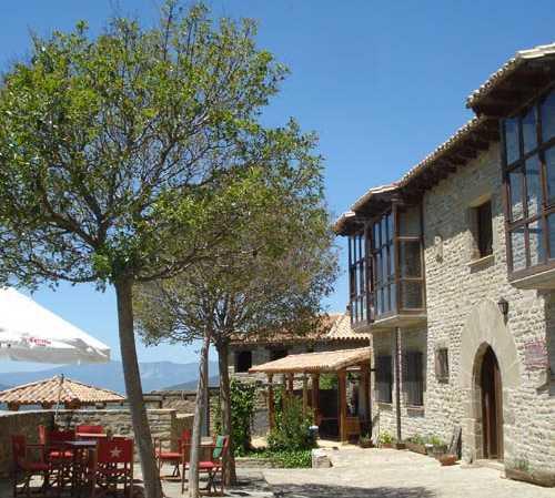 Pueblo en Hospedería Villa Pintano