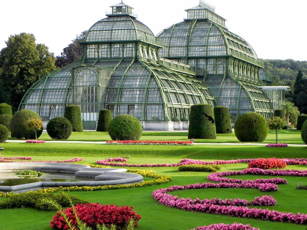 Greenhouse in Austria
