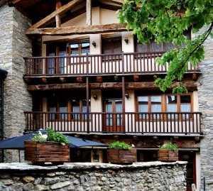 Pueblo en Hotel Cal Teixido