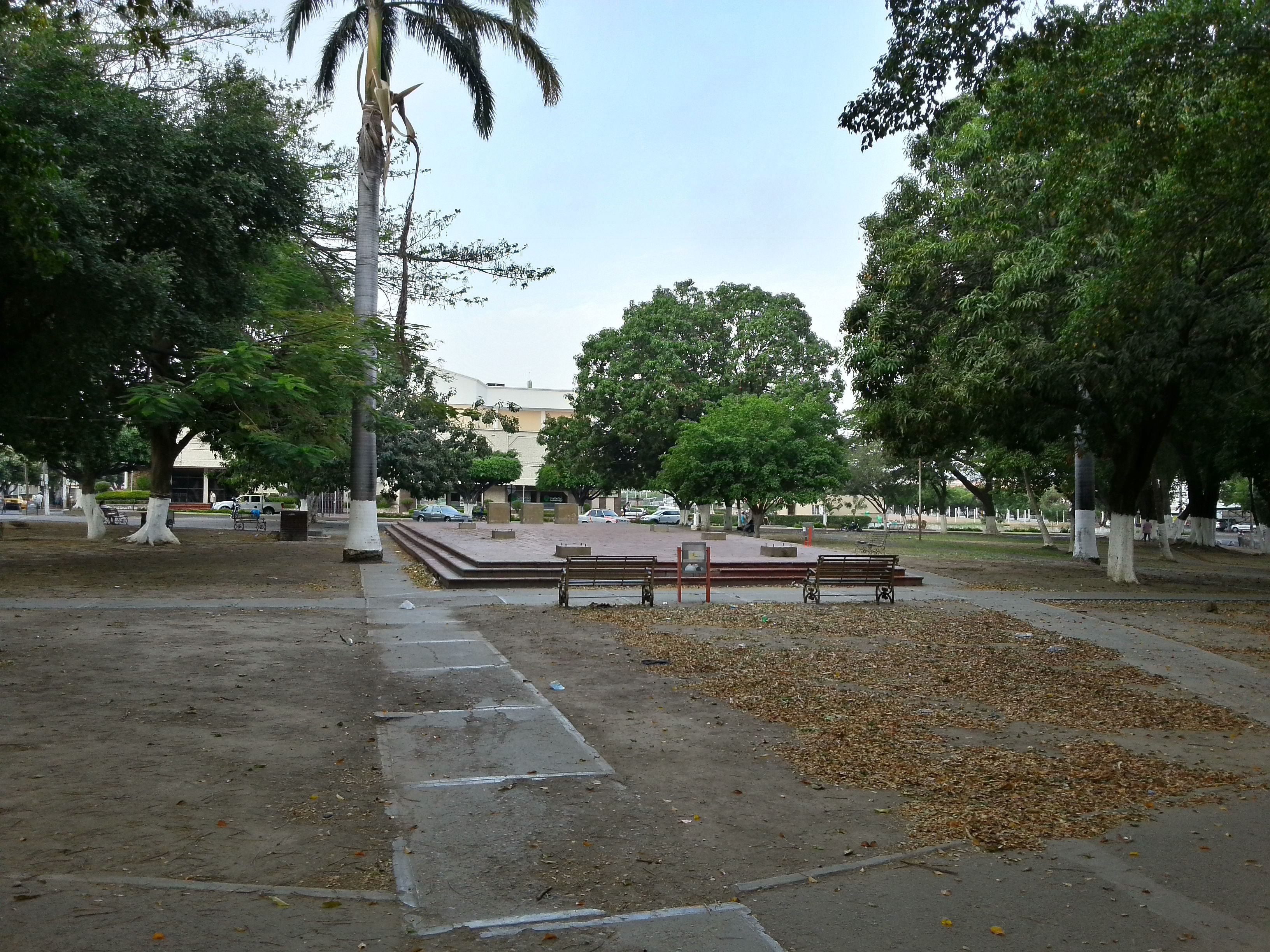 Urban Area in Parque La Biblia
