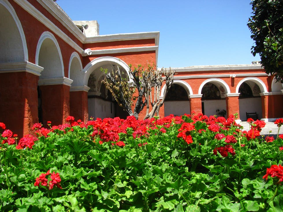 Palace in Arequipa