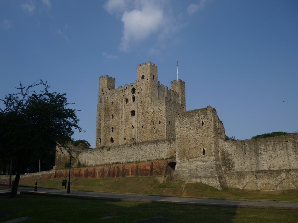 Fortification in Rochester