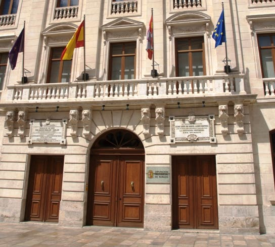 Arquitectura en Palacio de la Diputación