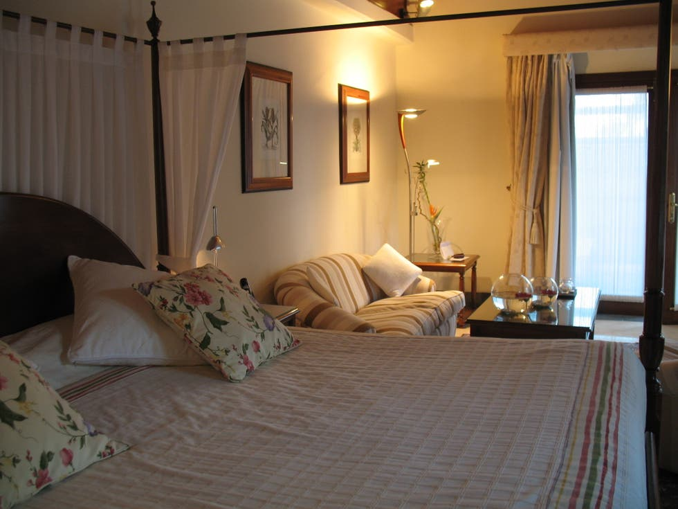 suite room in Costa Teguise
