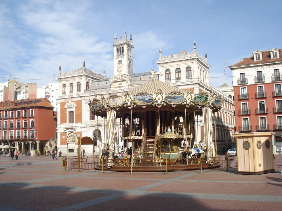 Centro comercial en Plaza Mayor