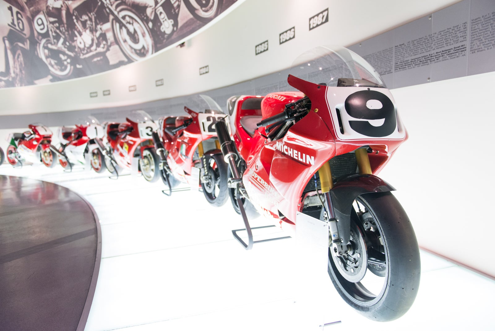 Museo Ducati.Photos Of Museo Ducati Images