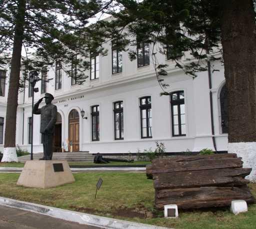 Edificio en Museo Naval y Marítimo