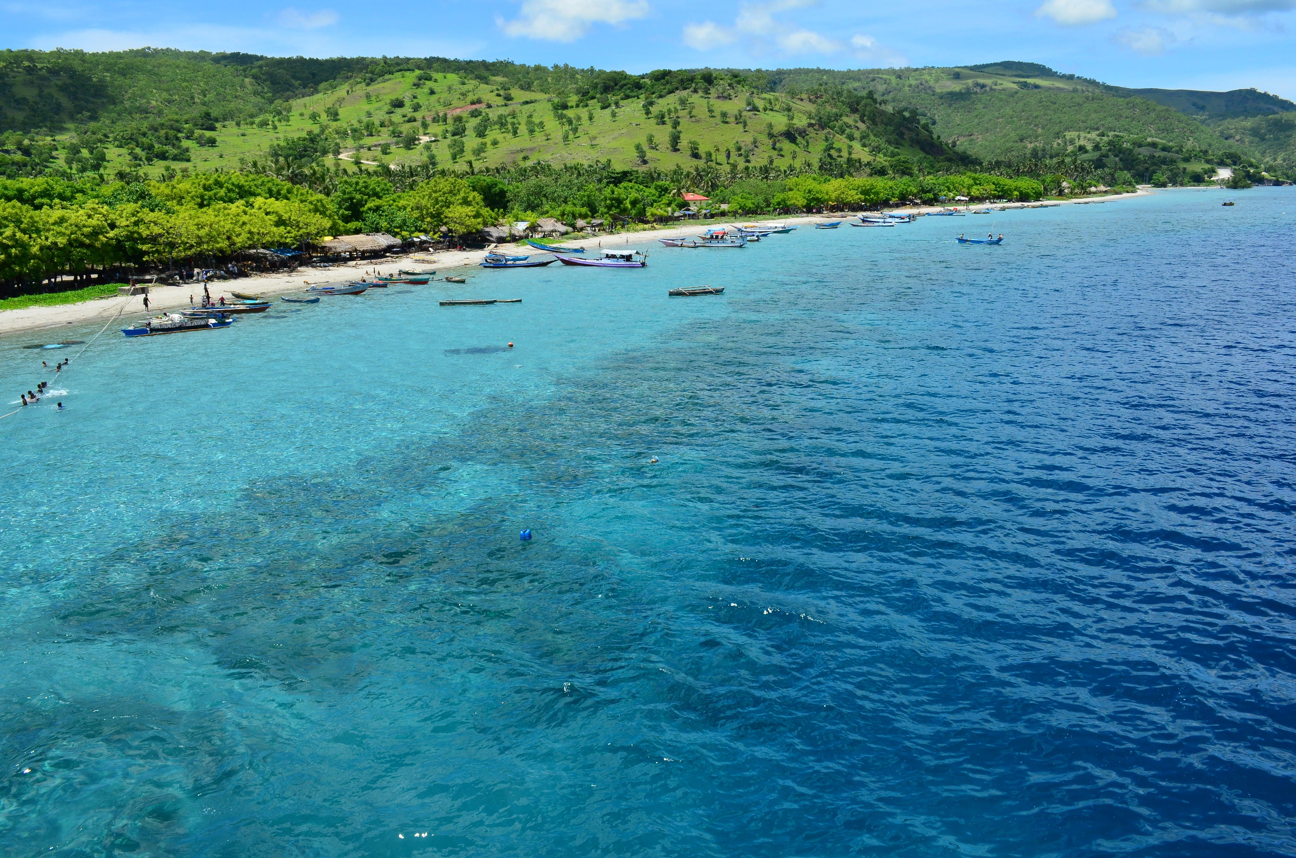 Vacation in East Timor