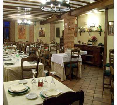 Plato en Restaurante Barondillo