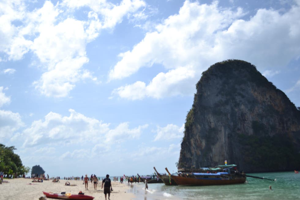 Vacaciones en Railay Beach Viewpoint