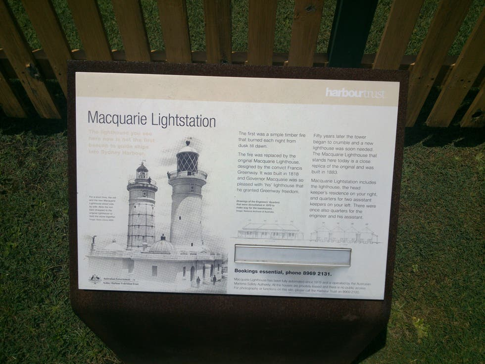 Faro de Macquarie