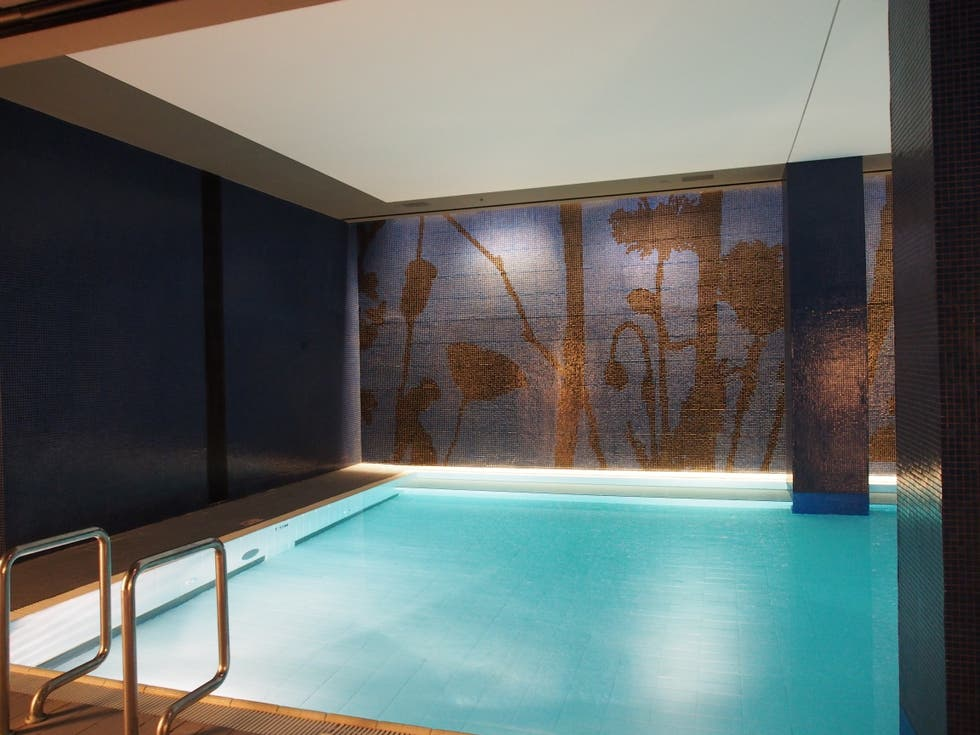 Photos Of Swimming Pool In Mamilla Hotel The Leading