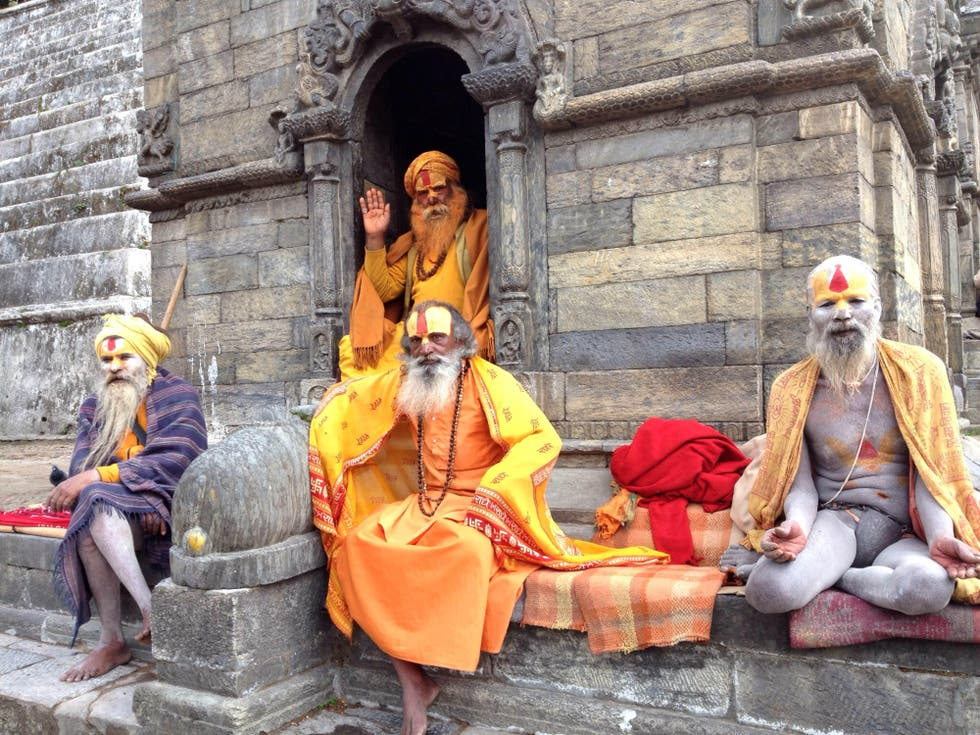 Costume in Nepal