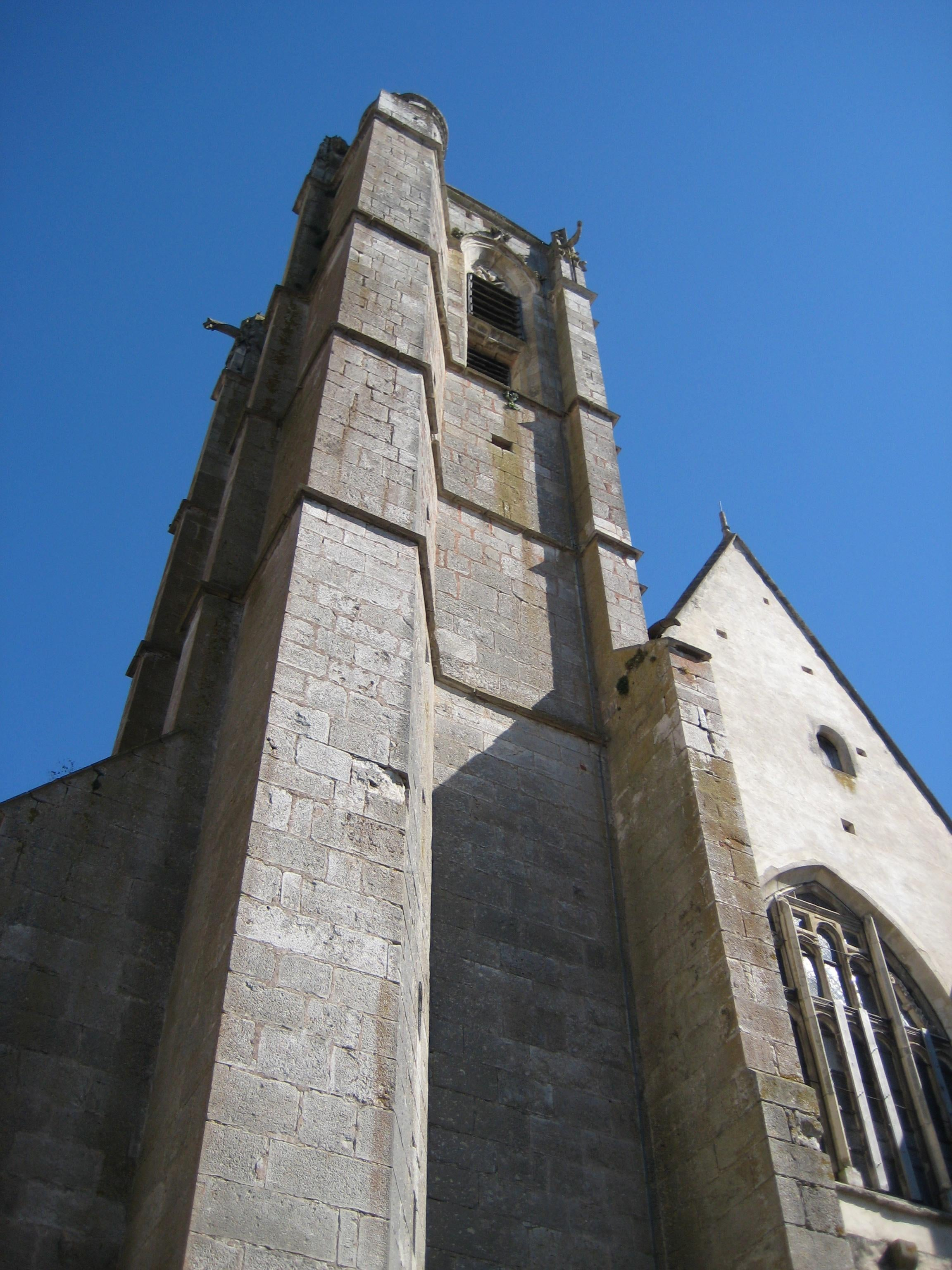 Architecture in Noyers