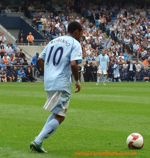 Deportes en City of Manchester Stadium