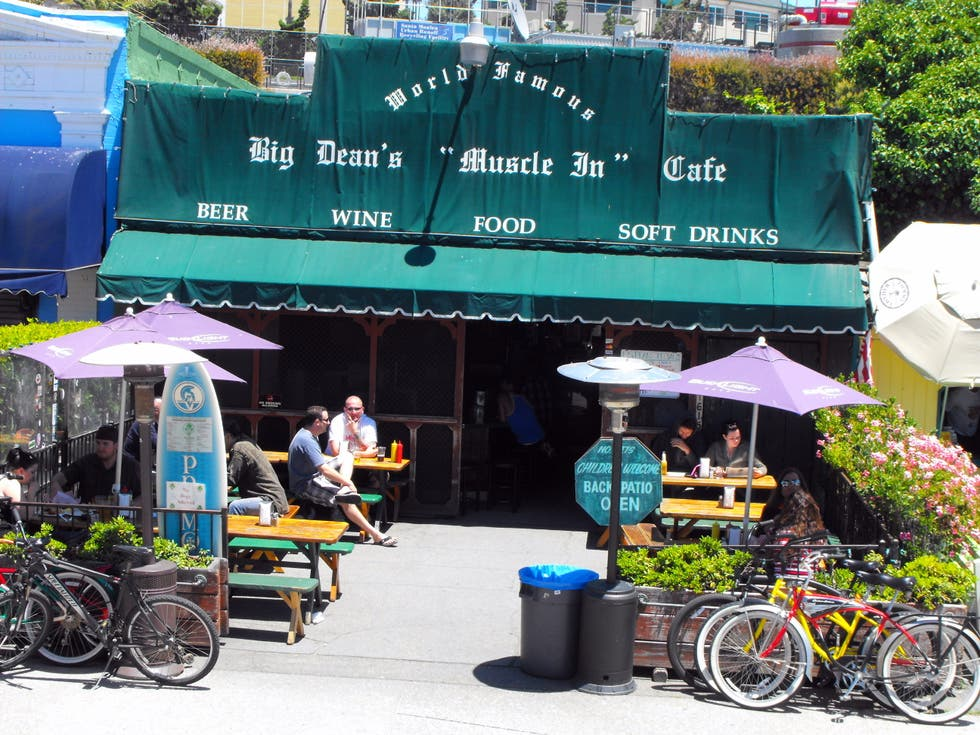 Big Dean's Oceanfront Cafe