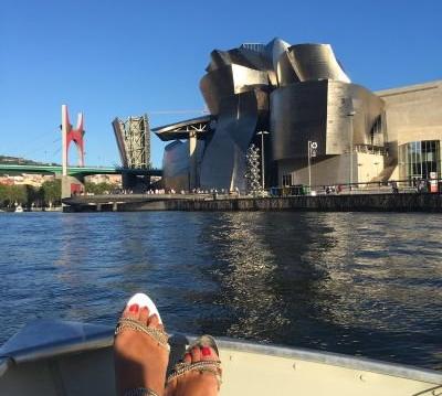 Paseo en barco en RiverCheer
