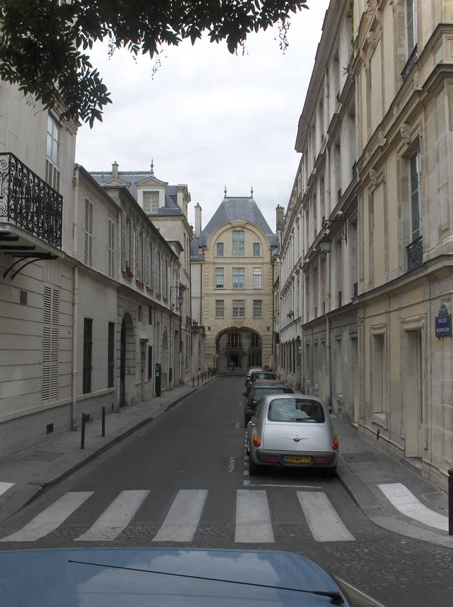 Via a Île Saint-Louis