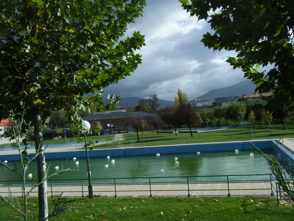 Parco a Heated swimming-pools
