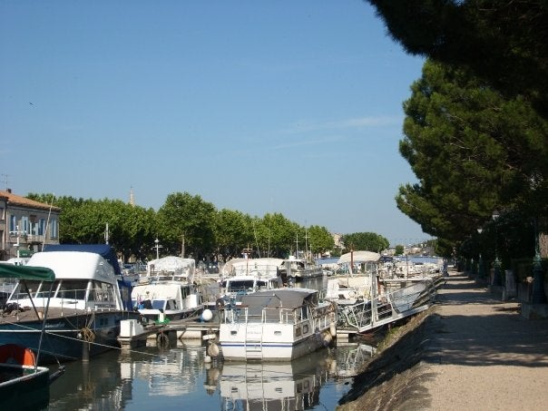 Bay in Beaucaire