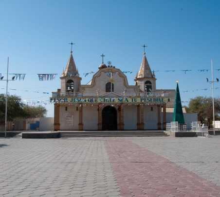 Palacio en Pozo Almonte