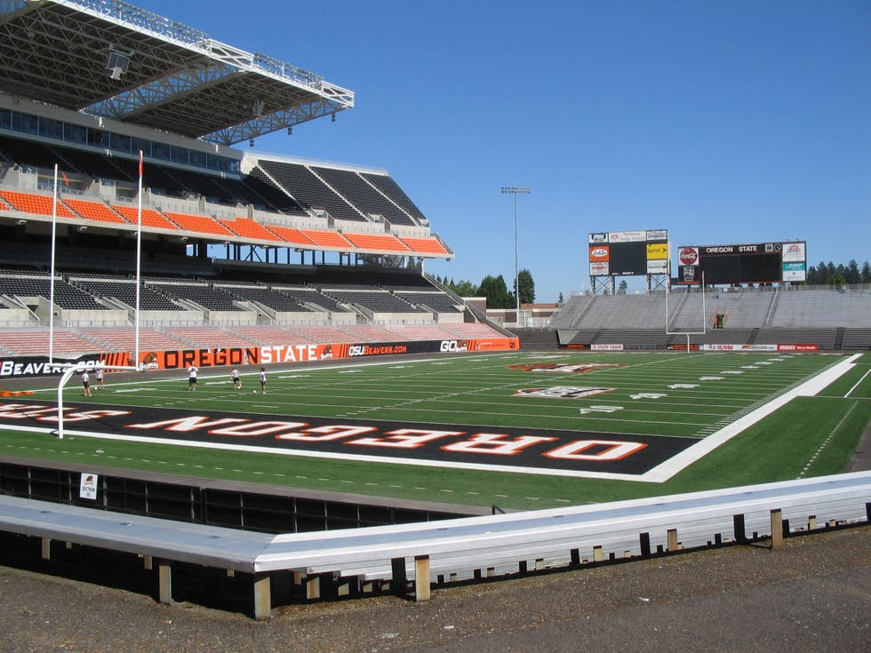 Race Track in Corvallis