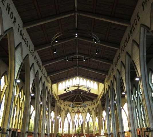 Edificio en Iglesia Catedral San Mateo Apóstol
