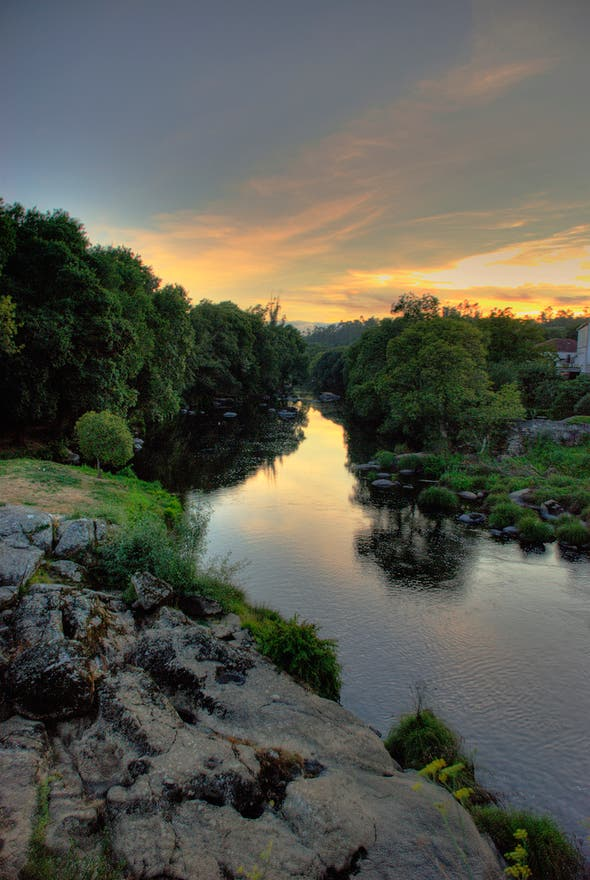 River in Ames