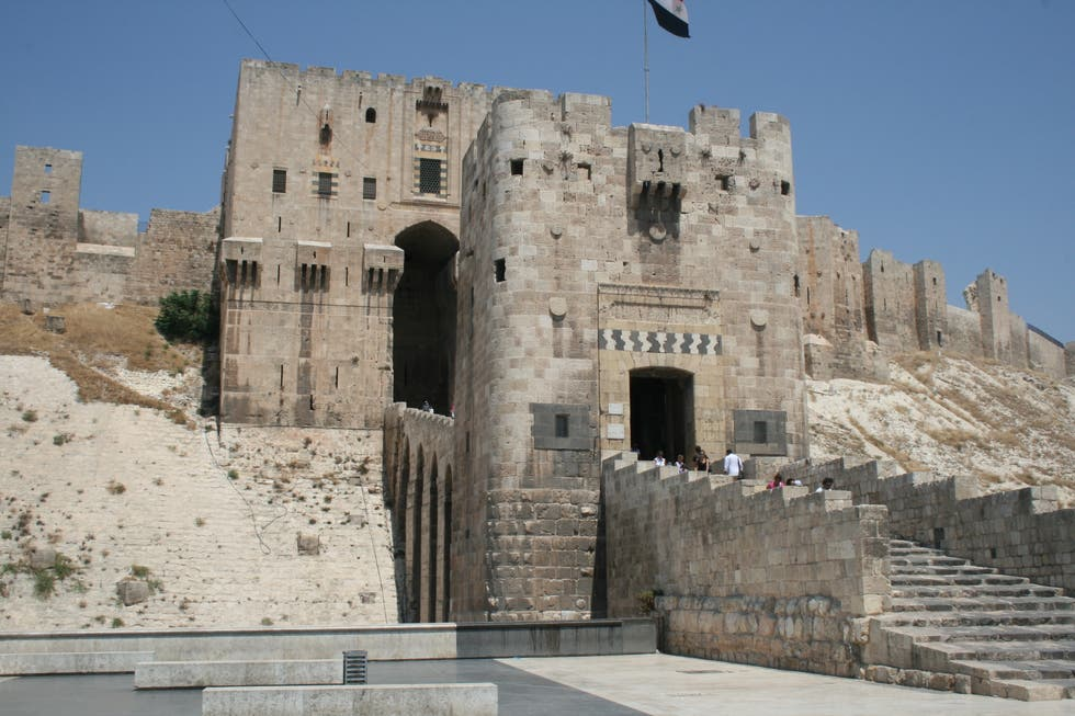 Fortification in Syria