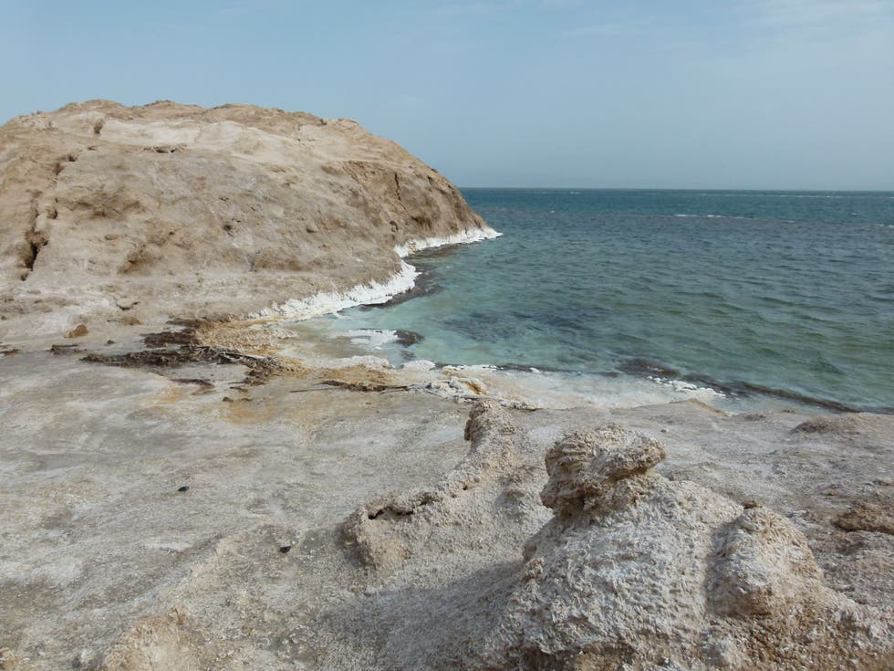Coast in Djibouti